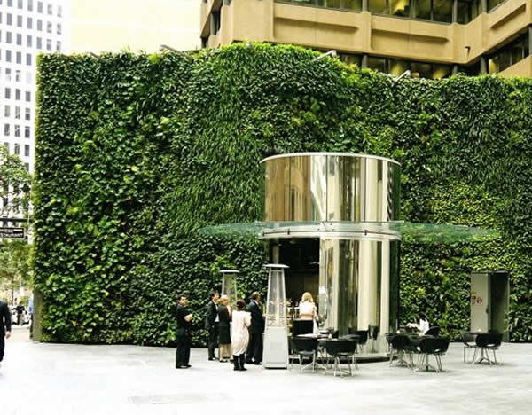 Benefits of Green Roofs, Walls and Facades