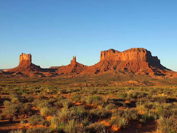 Arizona heat worsened by air conditioners, study says - monument valley arizona