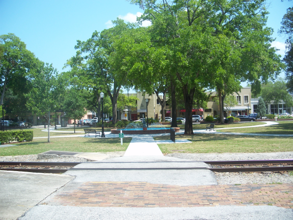 Citygreen - Winter Park, Florida Goes Out on a Limb