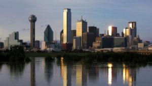 Texas takes trinity river
