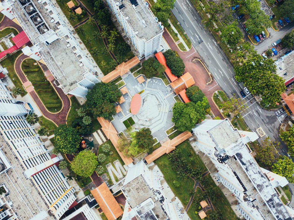 city forest in singapore