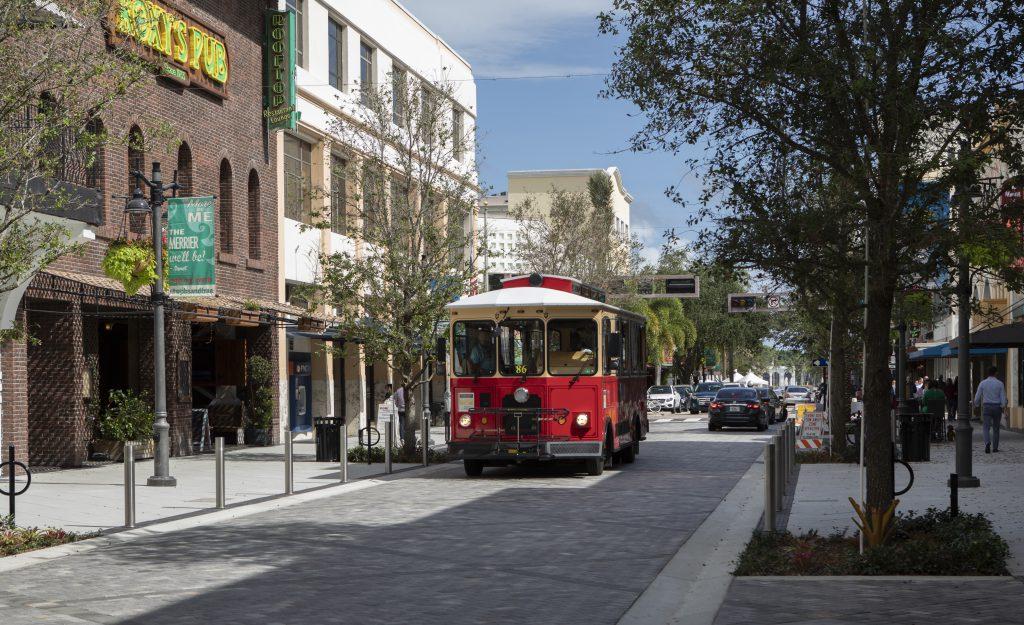 Clematis Street image